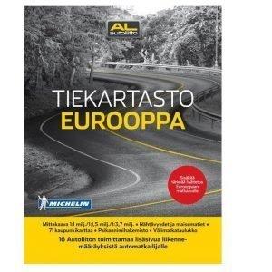 Euroopan tiekartasto