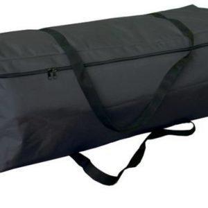 Eurotrail telttakassi musta