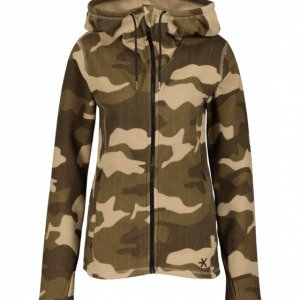 Everest Trandal Flc Hood Fleece