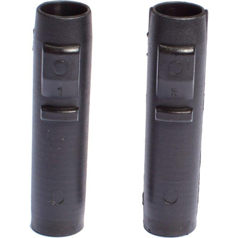 Exel Walker Ferrule Adapter Black 1SIZE Black
