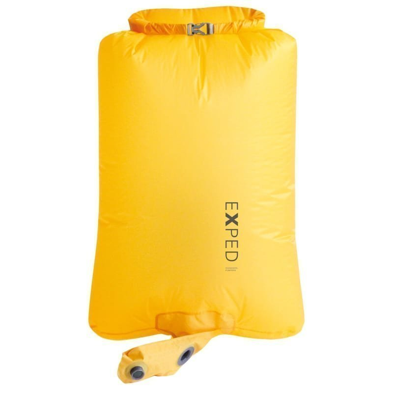 Exped Schnozzel Pumpbag UL L 1SIZE Yellow