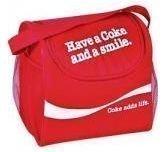Ezetil Coca Cola Coke&Smile 20 kylmälaukku