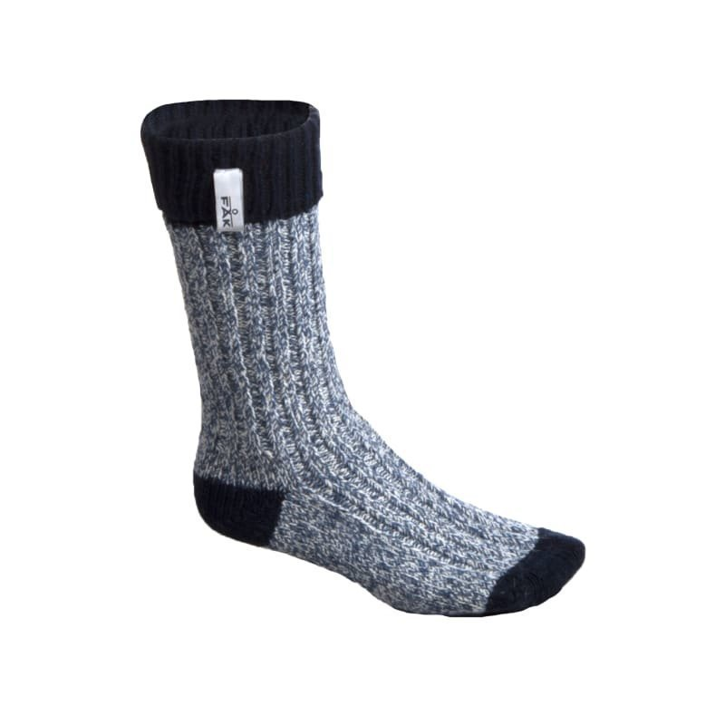 FÅK Boot Sock 36-40 Blue