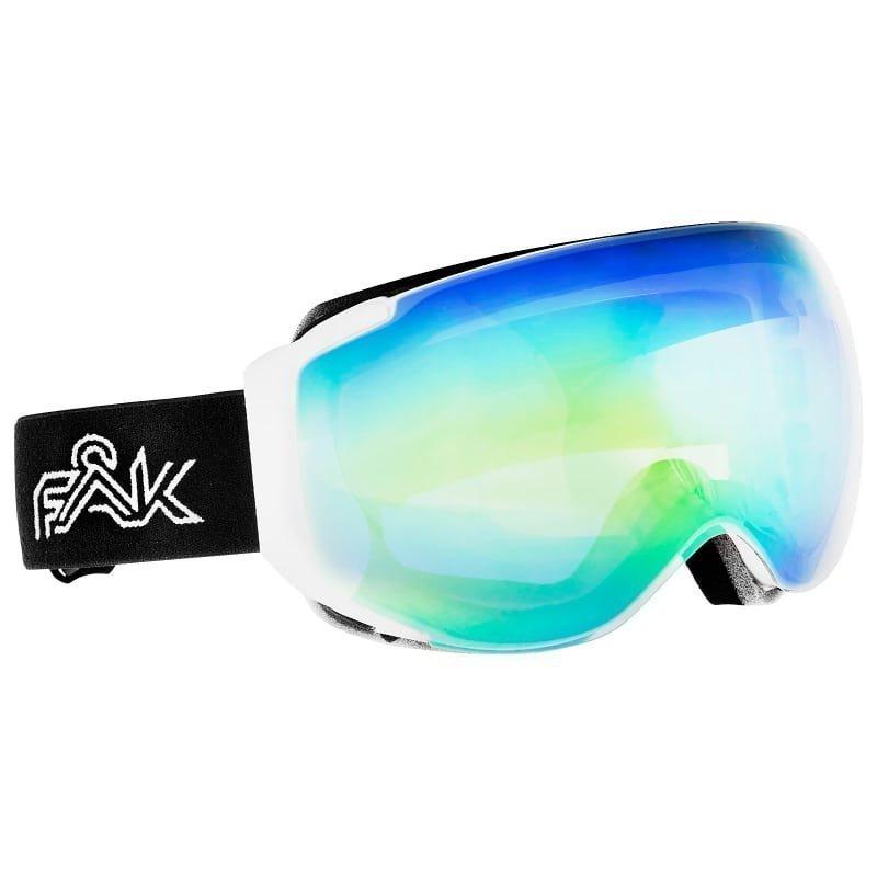 FÅK Goggle G2 Revo 1SIZE White