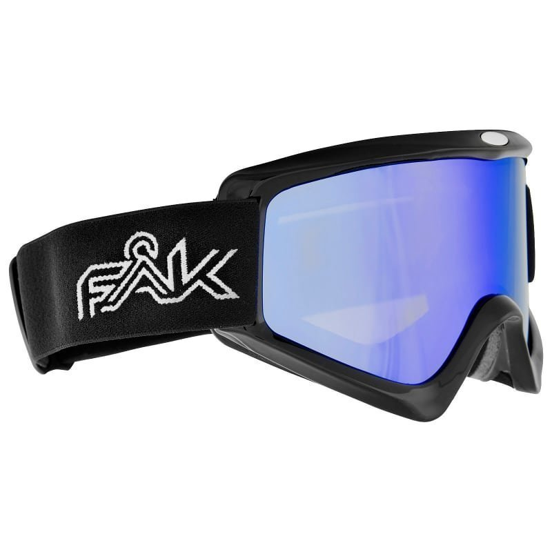 FÅK Kid's Goggle G1 Revo 1SIZE Black
