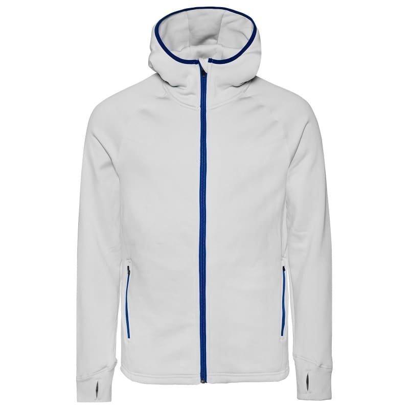 FÅK Oppland Men's Hood L Grey