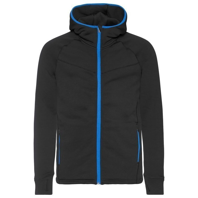 FÅK Oppland Men's Hood S Black