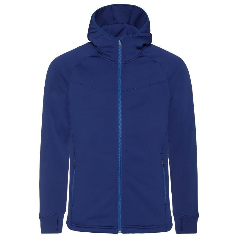 FÅK Oppland Men's Hood S Navy Blue