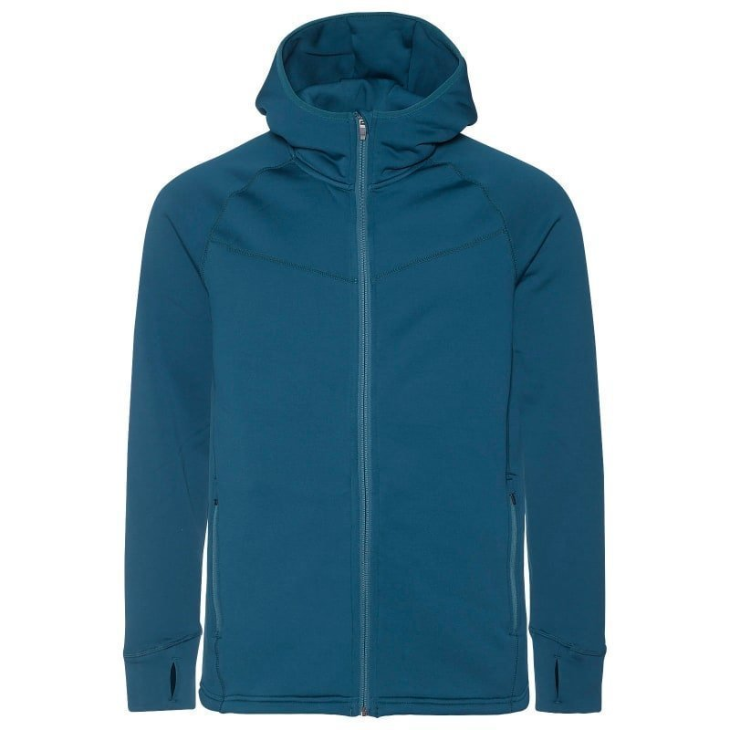 FÅK Oppland Men's Hood XL Petrol Green