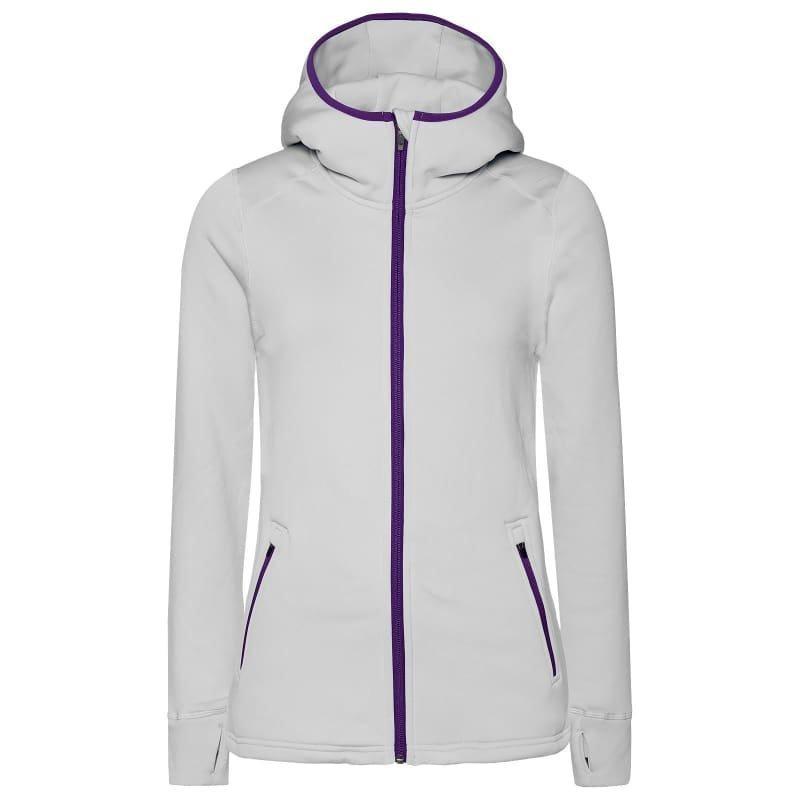 FÅK Oppland Women's Hood S Grey