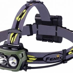 Fenix HP40 Premium Vihreä