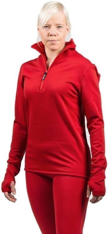 Finnsvala Powerstretch Womens Shirt Punainen 34