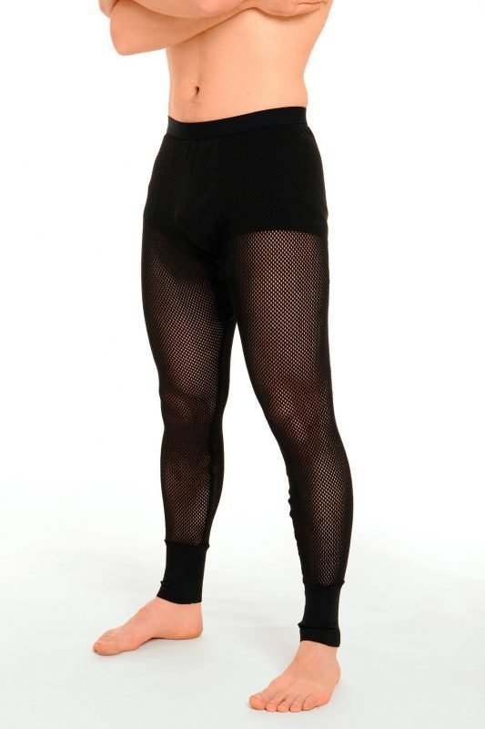Finnsvala Stretchmesh Pants Musta XS