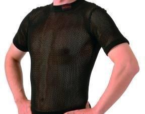 Finnsvala Stretchmesh T-paita Musta L