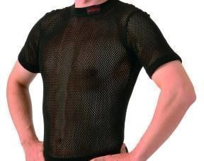 Finnsvala Stretchmesh T-paita Musta S