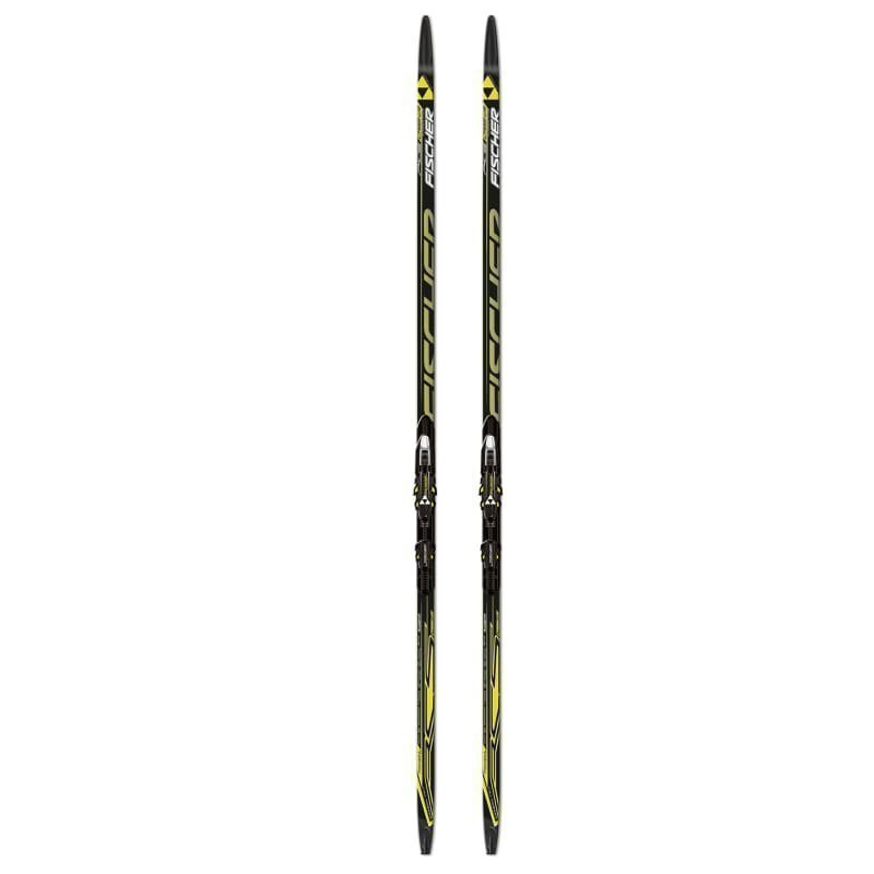 Fischer Carbon CL Plus Nis 207Cm (85-100kg) Black/Yellow