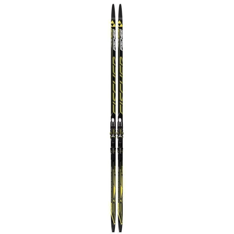 Fischer Carbonlite Cl Plus 202 (80-95kg) Black/Yellow