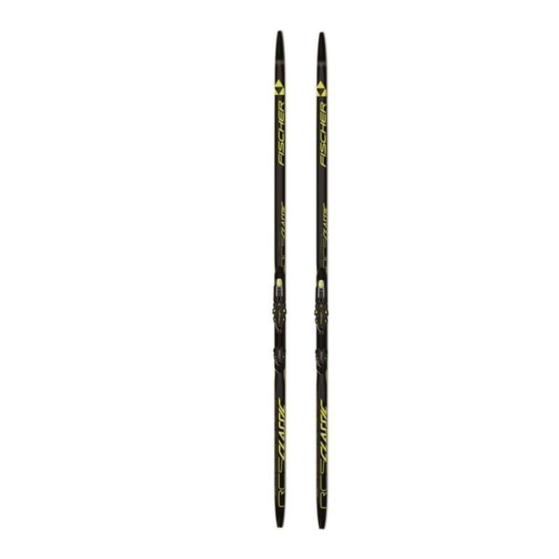 Fischer RCS Classic Plus 207 (85-100+kg) Black/Yellow