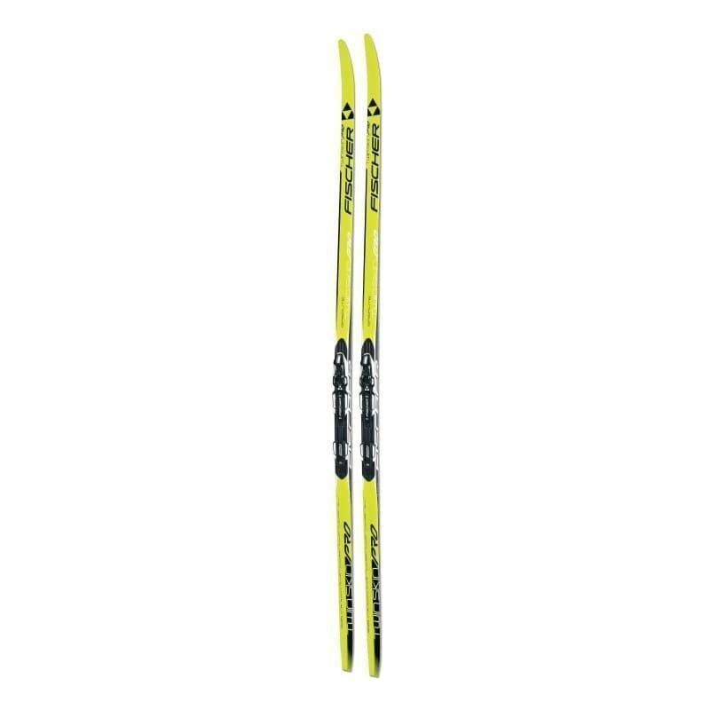 Fischer Twin Skin Pro 202 (65-84kg) Yellow