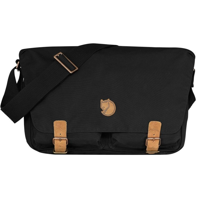 Fjällräven Övik Shoulder Bag 1 SIZE Black