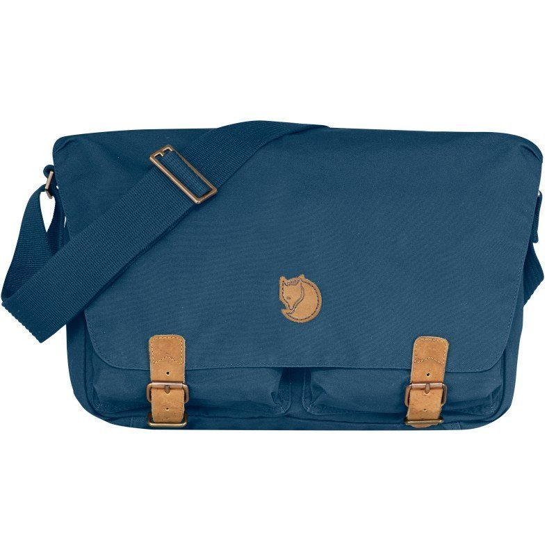 Fjällräven Övik Shoulder Bag 1 SIZE Uncle Blue
