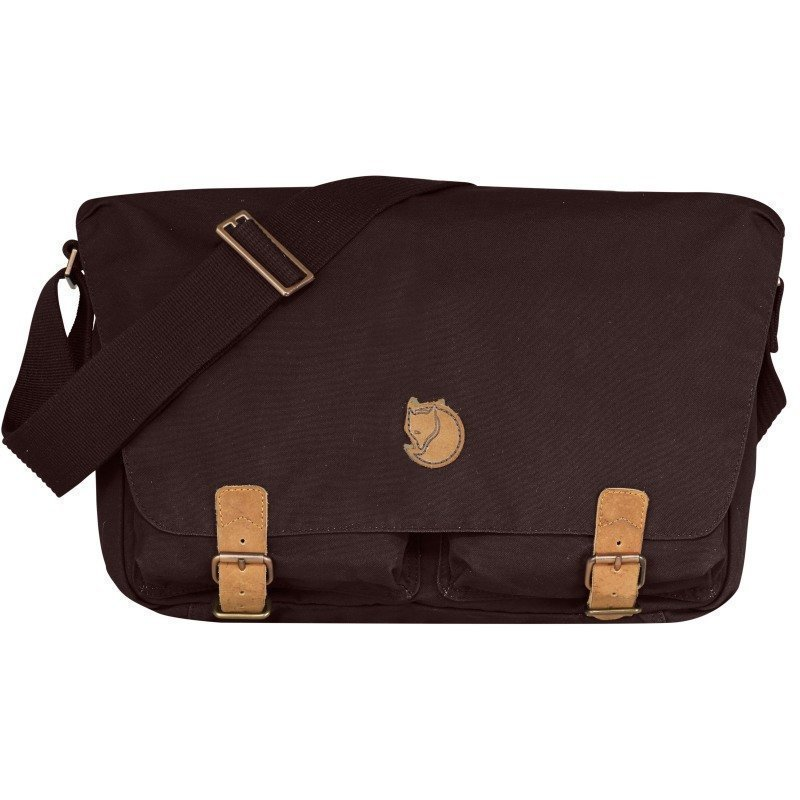 Fjällräven Övik Shoulder Bag ONESIZE Hickory Brown