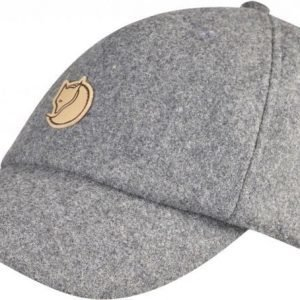 Fjällräven Övik Wool Cap Dark grey L/XL