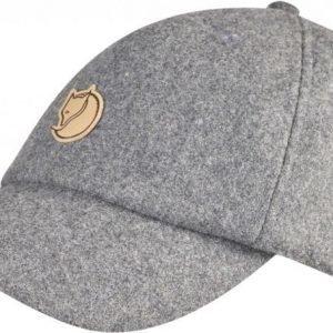 Fjällräven Övik Wool Cap Dark grey S/M