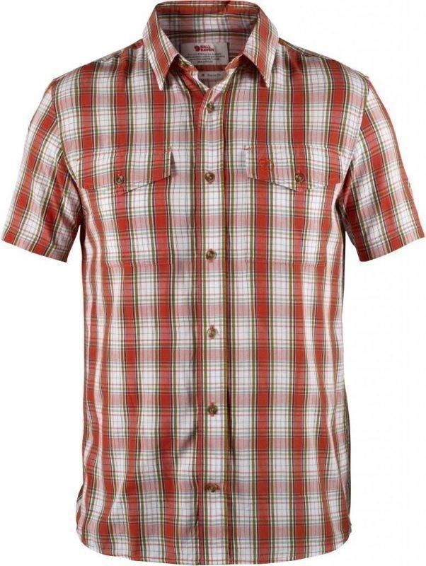 Fjällräven Abisko Cool SS Shirt Oranssi XL