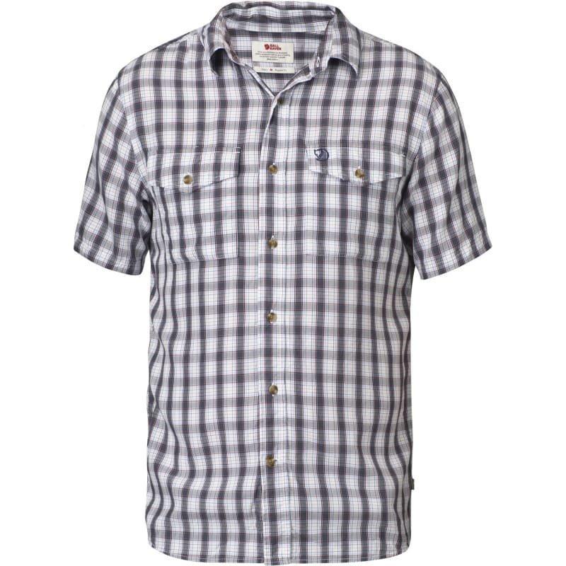 Fjällräven Abisko Cool Shirt SS S Bluebird