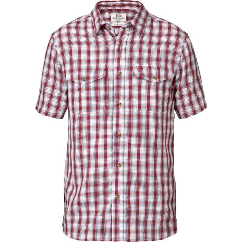 Fjällräven Abisko Cool Shirt SS S Red