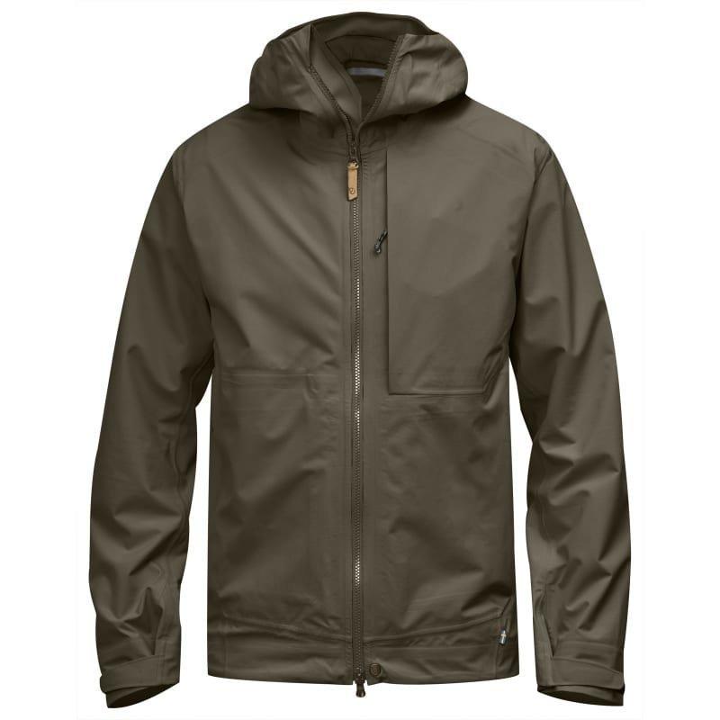 Fjällräven Abisko Eco-Shell Jacket L Tarmac