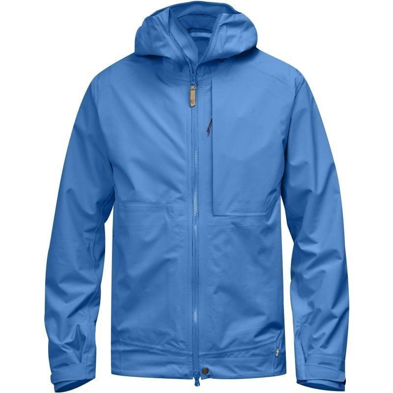 Fjällräven Abisko Eco-Shell Jacket S UN Blue