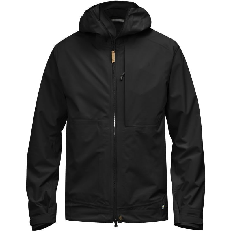 Fjällräven Abisko Eco-Shell Jacket XL Black