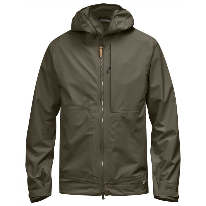 Fjällräven Abisko Eco-Shell Jacket XL Tarmac