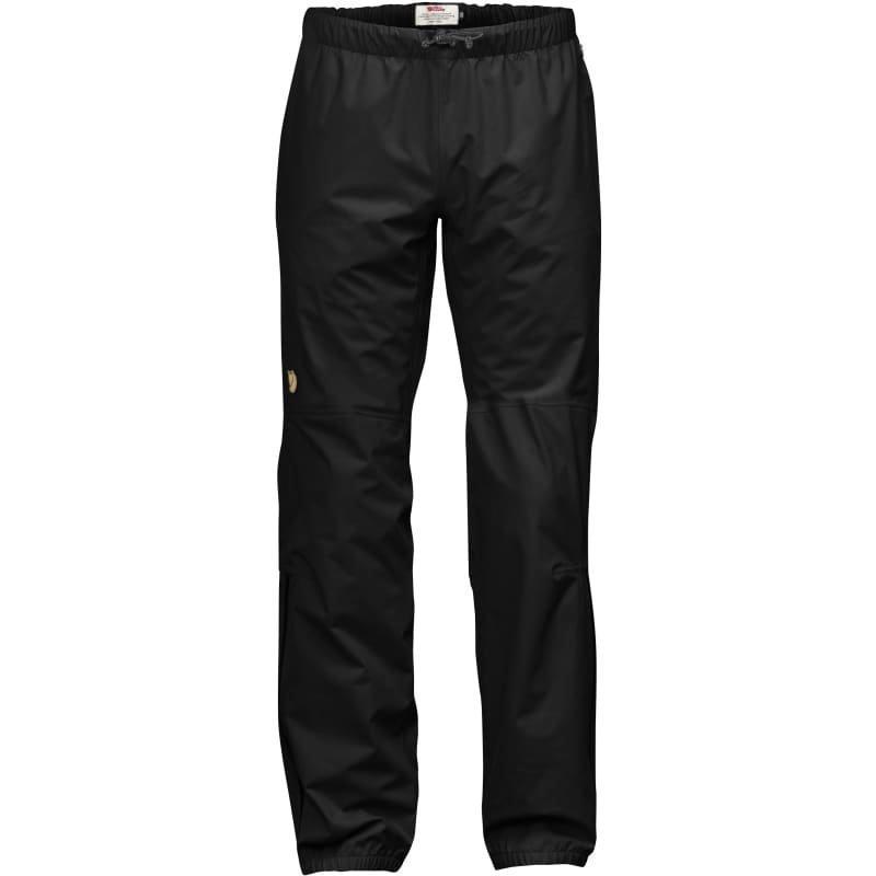 Fjällräven Abisko Eco-Shell Trousers L Black