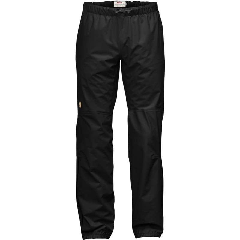 Fjällräven Abisko Eco-Shell Trousers XS Black