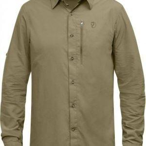Fjällräven Abisko Hike LS Shirt Beige L