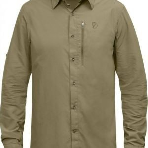 Fjällräven Abisko Hike LS Shirt Beige M