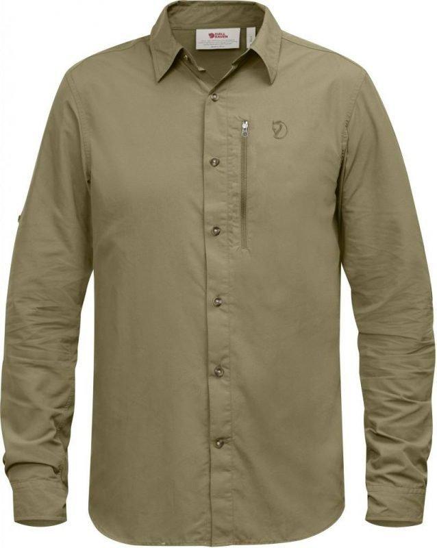 Fjällräven Abisko Hike LS Shirt Beige XXL