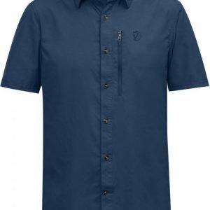 Fjällräven Abisko Hike Shirt SS Sininen M