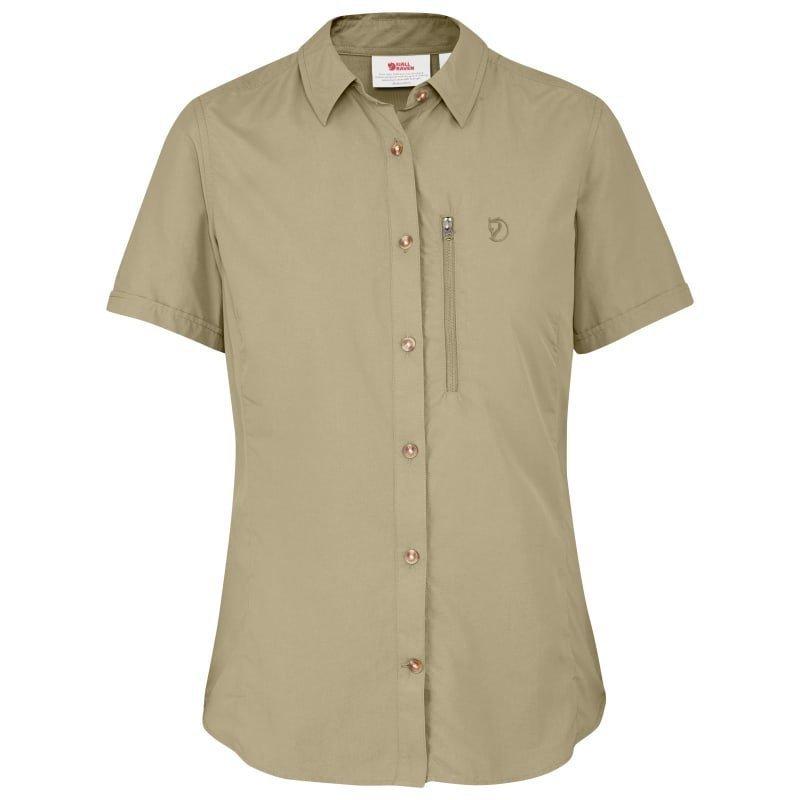 Fjällräven Abisko Hike Shirt SS W S Cork
