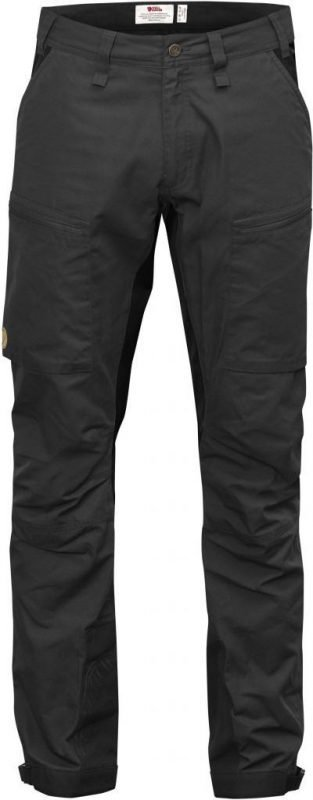 Fjällräven Abisko Lite Trekking Trousers Dark grey 46