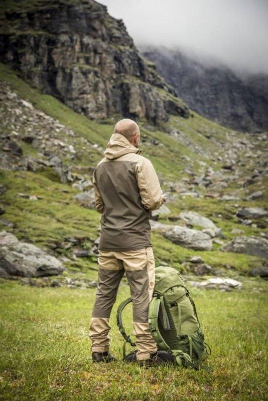 Fjällräven Abisko Lite Trekking Trousers Sand 56