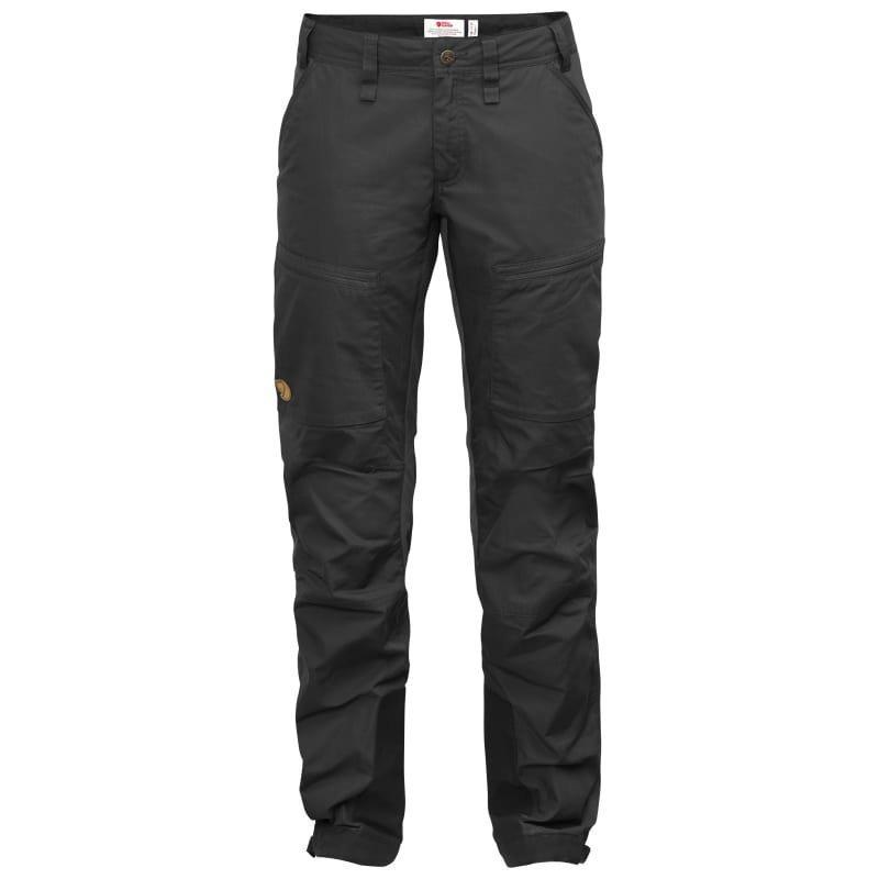 Fjällräven Abisko Lite Trekking Trousers W 34 (REGULAR) Dark Grey