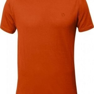 Fjällräven Abisko Trail T-shirt Oranssi XXL