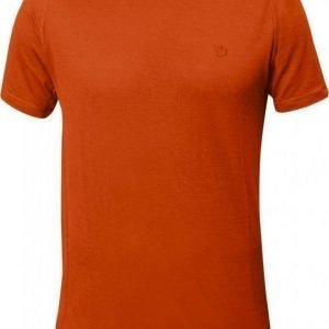 Fjällräven Abisko Trail T-shirt Oranssi XXXL