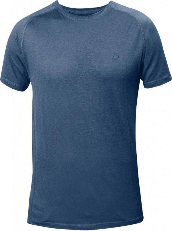Fjällräven Abisko Trail T-shirt Sininen S