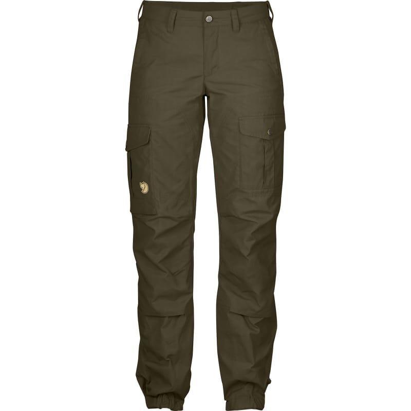 Fjällräven Alta Trousers W 34 Dark Olive