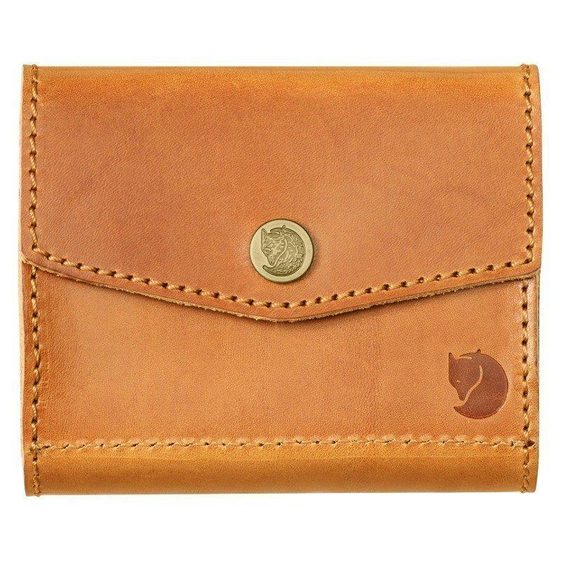 Fjällräven Ammo Case 1SIZE Leather Cognac